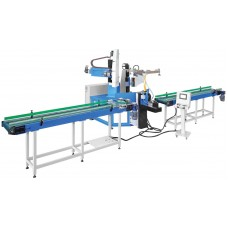 Edge Buttom Grinding Machine